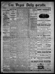Las Vegas Daily Gazette, 04-08-1886 by J. H. Koogler