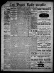 Las Vegas Daily Gazette, 04-10-1886 by J. H. Koogler