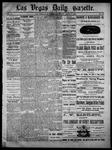 Las Vegas Daily Gazette, 04-13-1886 by J. H. Koogler