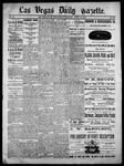Las Vegas Daily Gazette, 04-14-1886 by J. H. Koogler