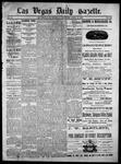 Las Vegas Daily Gazette, 04-15-1886 by J. H. Koogler