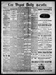 Las Vegas Daily Gazette, 04-16-1886 by J. H. Koogler