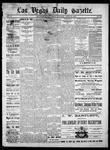 Las Vegas Daily Gazette, 04-20-1886 by J. H. Koogler