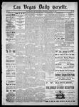 Las Vegas Daily Gazette, 04-21-1886 by J. H. Koogler