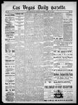 Las Vegas Daily Gazette, 04-23-1886 by J. H. Koogler