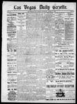 Las Vegas Daily Gazette, 04-27-1886 by J. H. Koogler
