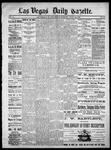 Las Vegas Daily Gazette, 04-28-1886 by J. H. Koogler