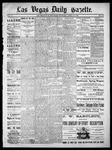 Las Vegas Daily Gazette, 04-29-1886 by J. H. Koogler