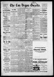 Las Vegas Gazette, 05-03-1886 by Louis Hommel