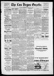 Las Vegas Gazette, 05-05-1886 by Louis Hommel