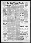 Las Vegas Gazette, 05-06-1886 by Louis Hommel