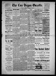 Las Vegas Gazette, 05-08-1886 by Louis Hommel