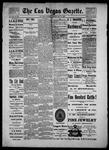 Las Vegas Gazette, 05-11-1886 by Louis Hommel