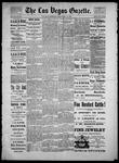Las Vegas Gazette, 05-12-1886 by Louis Hommel