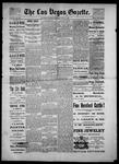 Las Vegas Gazette, 05-13-1886 by Louis Hommel