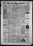 Las Vegas Gazette, 05-16-1886 by Louis Hommel
