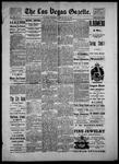 Las Vegas Gazette, 05-19-1886 by Louis Hommel
