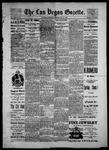 Las Vegas Gazette, 05-20-1886 by Louis Hommel