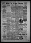 Las Vegas Gazette, 05-21-1886 by Louis Hommel