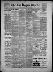 Las Vegas Gazette, 05-22-1886 by Louis Hommel
