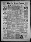 Las Vegas Gazette, 05-25-1886 by Louis Hommel