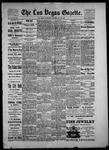 Las Vegas Gazette, 05-26-1886 by Louis Hommel