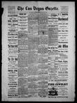 Las Vegas Gazette, 05-29-1886 by Louis Hommel