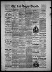 Las Vegas Gazette, 05-30-1886 by Louis Hommel