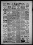 Las Vegas Gazette, 06-01-1886 by Louis Hommel