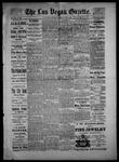 Las Vegas Gazette, 06-03-1886 by Louis Hommel