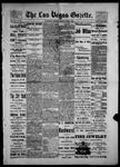 Las Vegas Gazette, 06-05-1886 by Louis Hommel