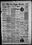 Las Vegas Gazette, 06-06-1886 by Louis Hommel