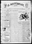 """El independiente (Las Vegas, N.M.), 01-30-1913 by La Cía. Publicista de """"El Independiente"""""""