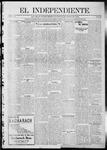 """El independiente (Las Vegas, N.M.), 01-23-1913 by La Cía. Publicista de """"El Independiente"""""""