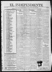 """El independiente (Las Vegas, N.M.), 01-09-1913 by La Cía. Publicista de """"El Independiente"""""""