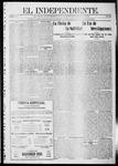 """El independiente (Las Vegas, N.M.), 12-26-1912 by La Cía. Publicista de """"El Independiente"""""""
