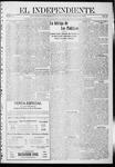 """El independiente (Las Vegas, N.M.), 12-19-1912 by La Cía. Publicista de """"El Independiente"""""""