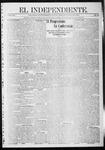 """El independiente (Las Vegas, N.M.), 12-12-1912 by La Cía. Publicista de """"El Independiente"""""""