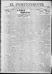 """El independiente (Las Vegas, N.M.), 11-21-1912 by La Cía. Publicista de """"El Independiente"""""""