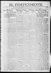 """El independiente (Las Vegas, N.M.), 11-14-1912 by La Cía. Publicista de """"El Independiente"""""""