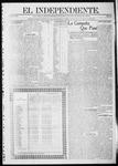"""El independiente (Las Vegas, N.M.), 11-07-1912 by La Cía. Publicista de """"El Independiente"""""""