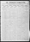 """El independiente (Las Vegas, N.M.), 09-12-1912 by La Cía. Publicista de """"El Independiente"""""""