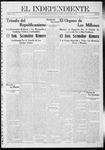 """El independiente (Las Vegas, N.M.), 08-29-1912 by La Cía. Publicista de """"El Independiente"""""""