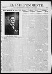 """El independiente (Las Vegas, N.M.), 07-25-1912 by La Cía. Publicista de """"El Independiente"""""""