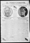 """El independiente (Las Vegas, N.M.), 07-04-1912 by La Cía. Publicista de """"El Independiente"""""""