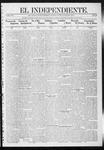 """El independiente (Las Vegas, N.M.), 06-27-1912 by La Cía. Publicista de """"El Independiente"""""""