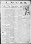 """El independiente (Las Vegas, N.M.), 06-13-1912 by La Cía. Publicista de """"El Independiente"""""""