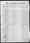 """El independiente (Las Vegas, N.M.), 05-30-1912 by La Cía. Publicista de """"El Independiente"""""""