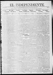 """El independiente (Las Vegas, N.M.), 05-23-1912 by La Cía. Publicista de """"El Independiente"""""""