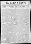 """El independiente (Las Vegas, N.M.), 05-09-1912 by La Cía. Publicista de """"El Independiente"""""""